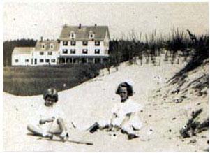 Seaside House history