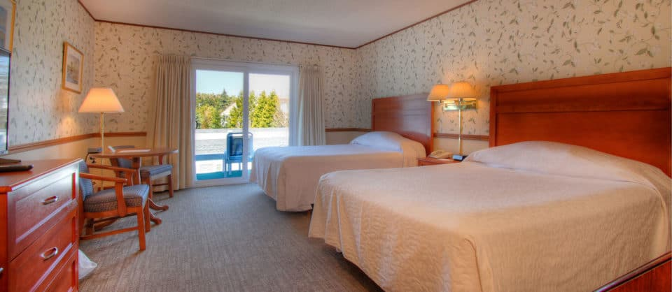 Seaside Inn Kennebunk Beach Side Room